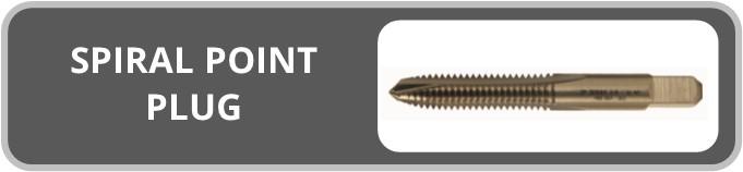Norseman Spiral Point Plug Taps
