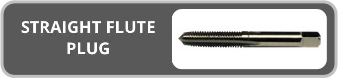 Norseman Straight Flute Plug Taps