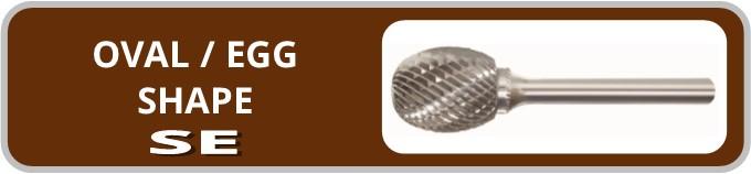 Norseman Oval / Egg Shape SE Burr