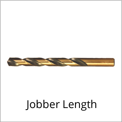 Jobber Length Drill