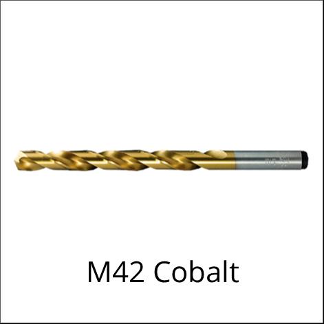 M42 Cobalt Drill