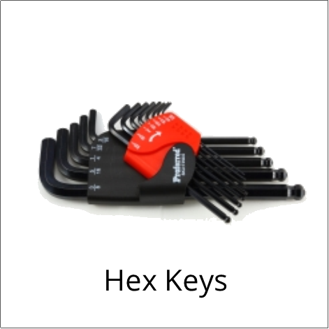 Proferred Hex Keys