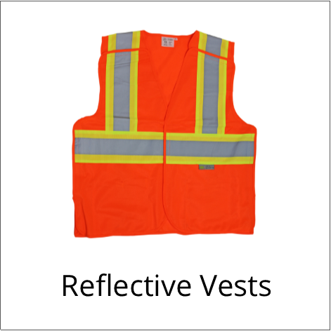 Proferred Reflective Vests