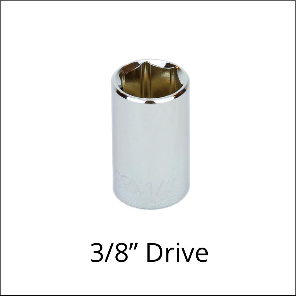 "Sockets 3/8"" Drive"