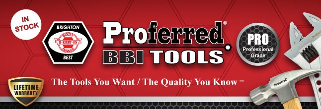 Proferred BBI Tools
