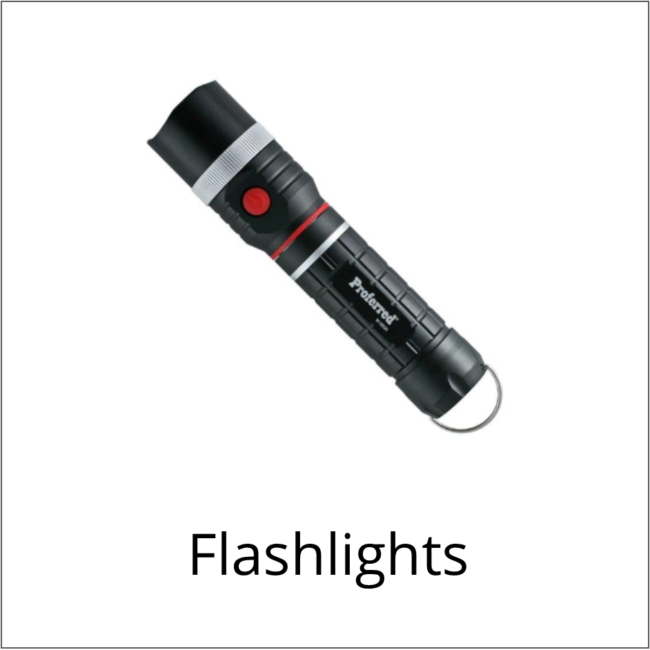 Proferred Flashlights