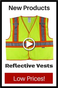 SSC Reflective Vests