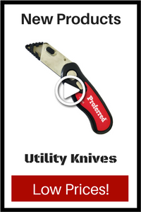 Proferred Utility Knives