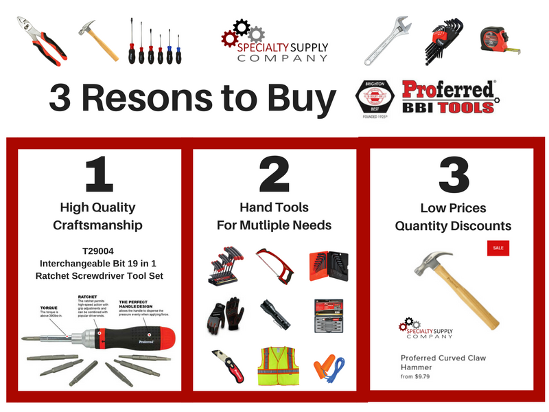 Proferred BBI Tools 3 Reasons To Buy