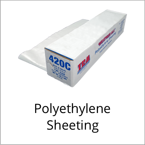 Weatherall Polyethylene Sheeting