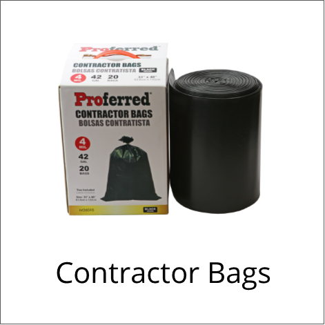 Proferred Contractor Bags