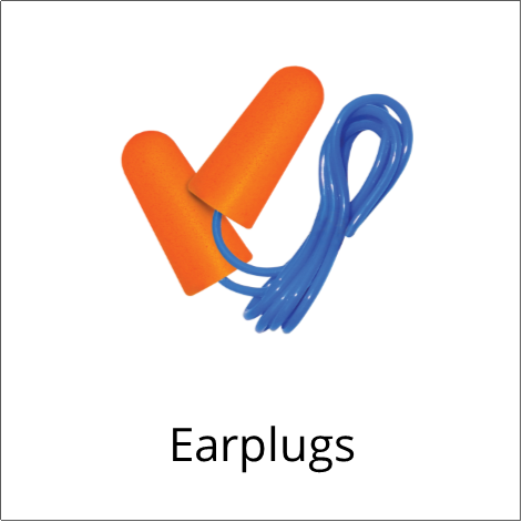 Proferred Earplugs