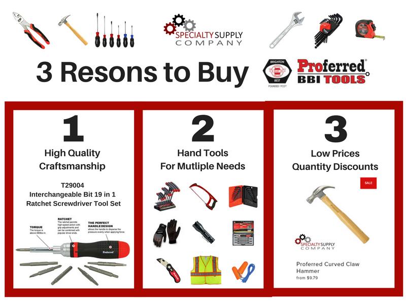 Proferred BBI Tools 3 Reasons To Buy.