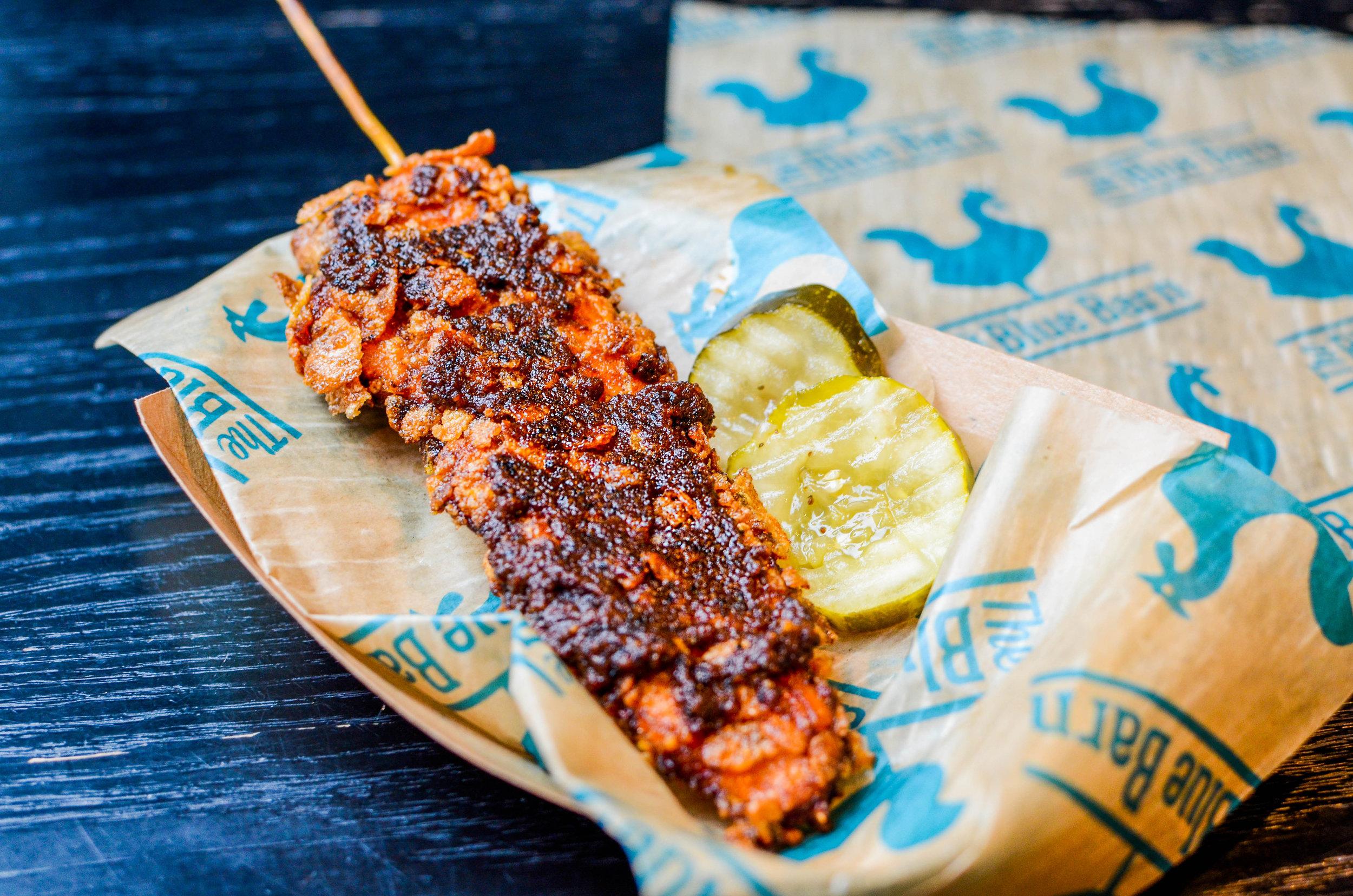 New! Nashville Hot Chicken On-A-Stick