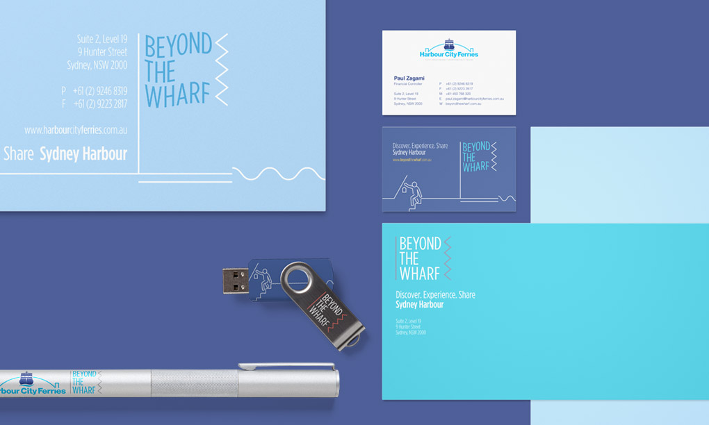 Business communications -  Beyond The Wharf