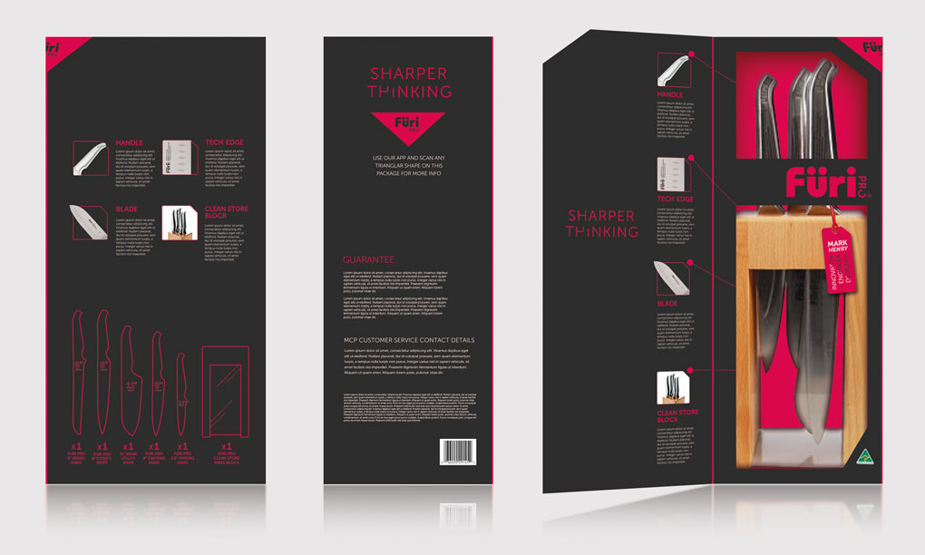 Furi Brand Packaging