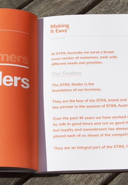 brand book typography