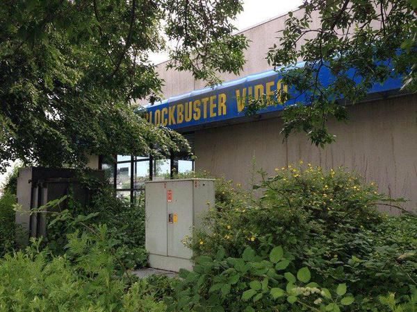 How to fail a 'Blockbuster' brand