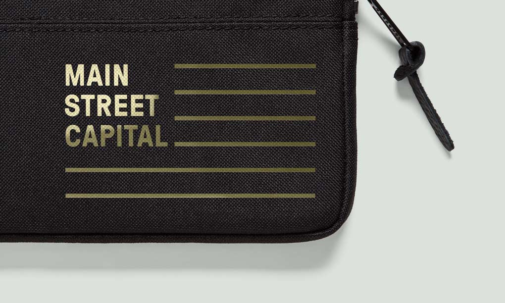 Main St. Capital brand Identity