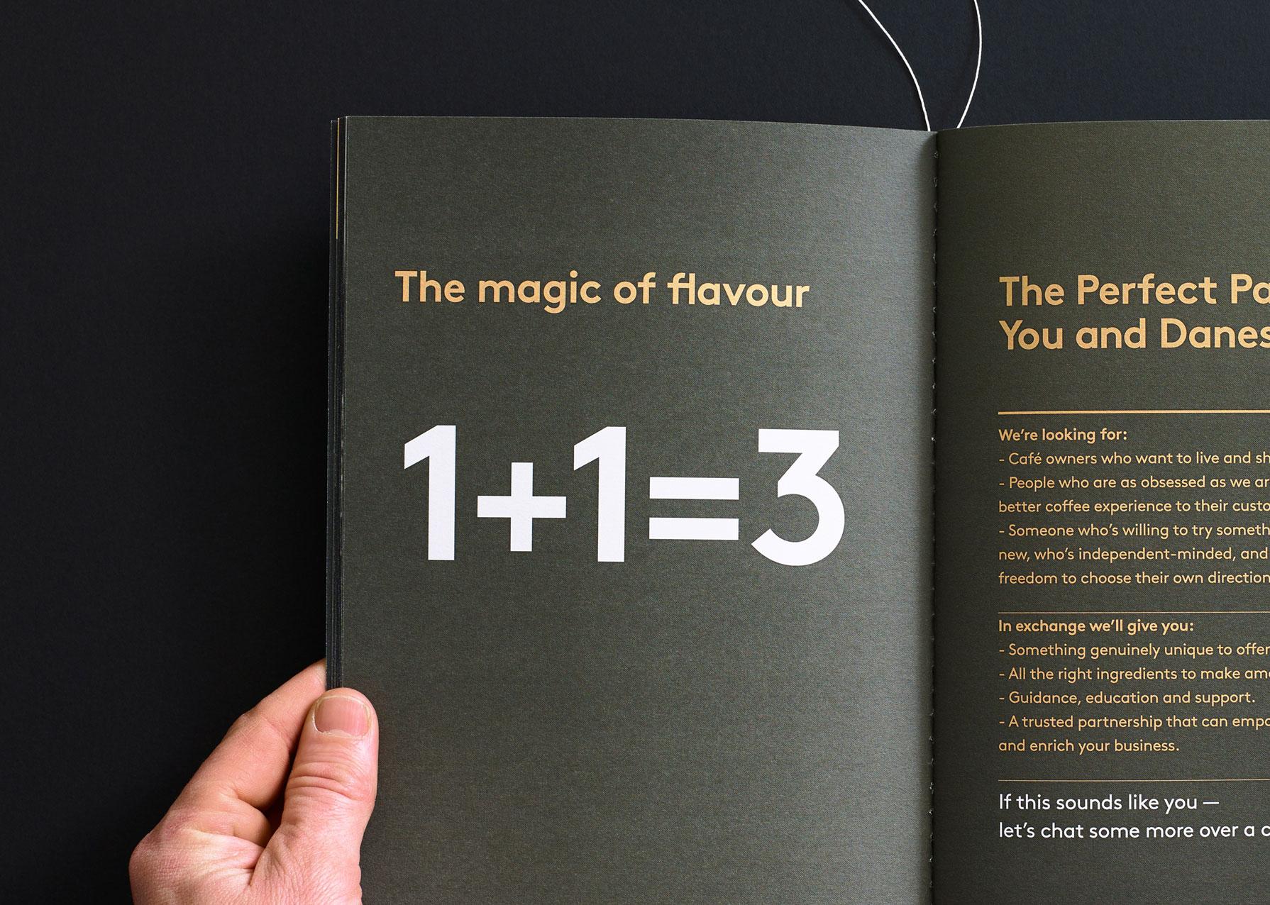 The Magic of Flavour spread