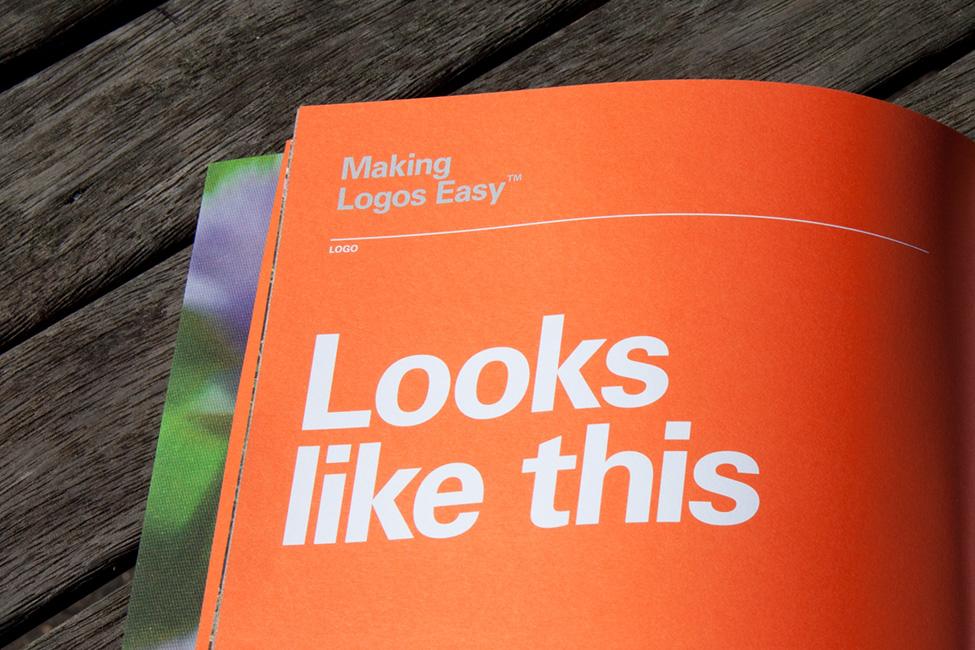 Making Logos Easy Guidelines