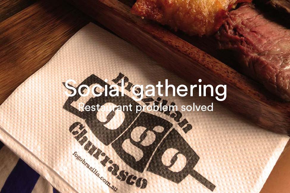 Fogo Brazilian Restaurants rebrand