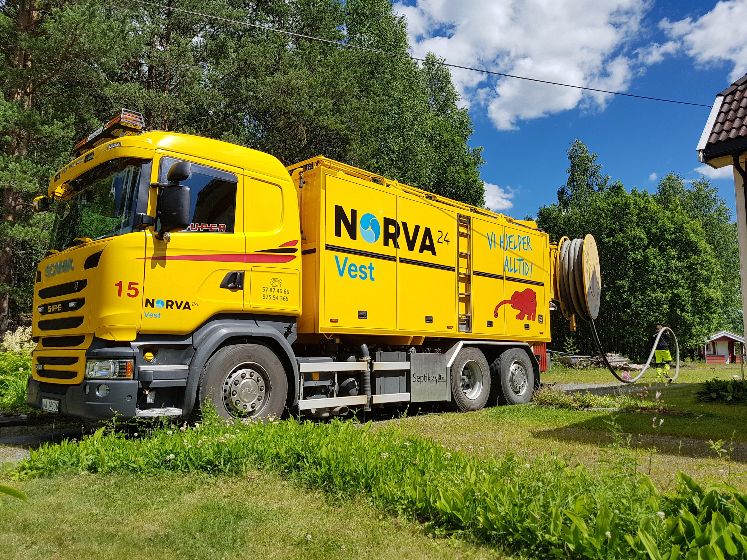 Foto: Norva24 Miljøservice
