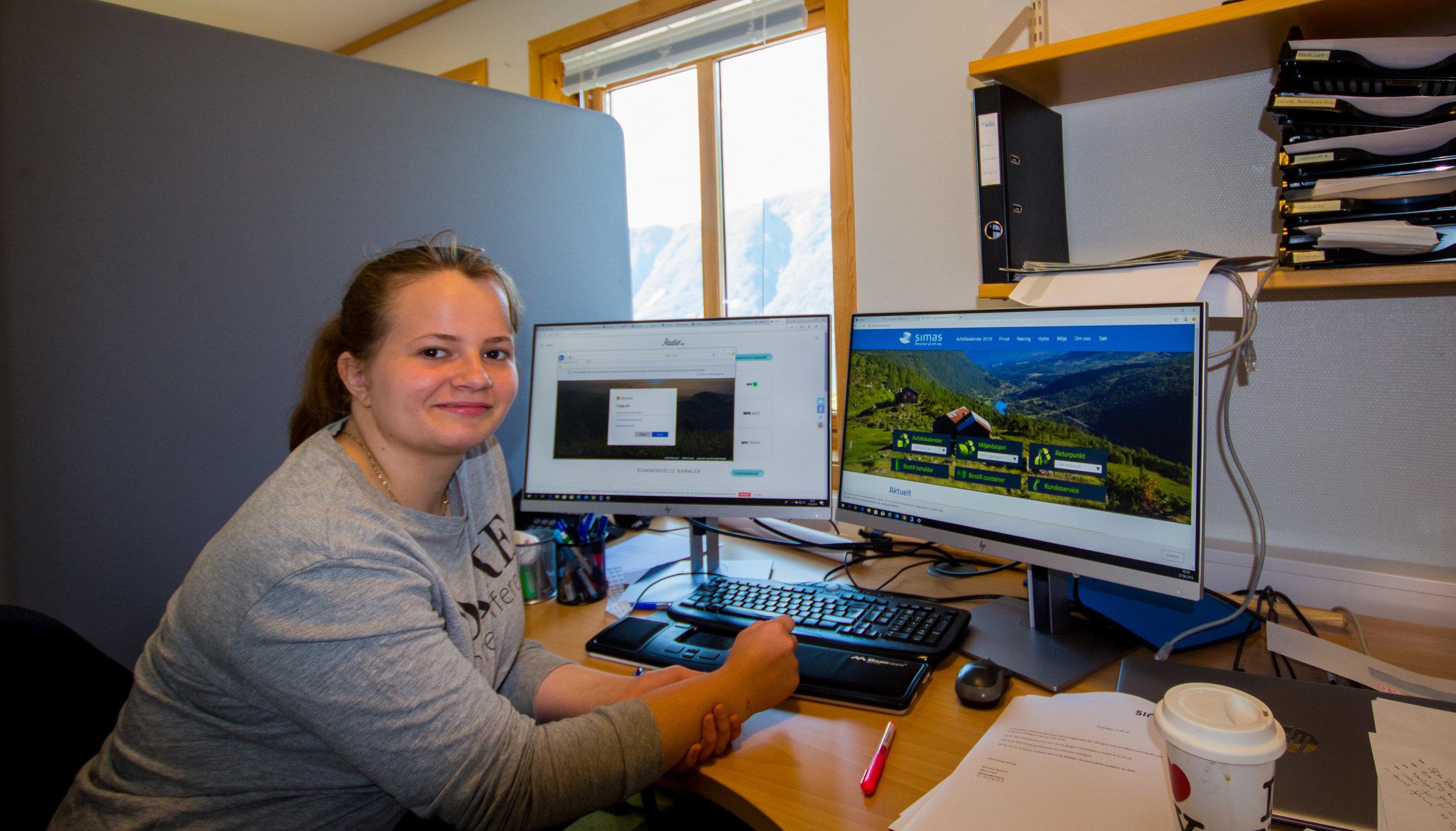 2019 Simas sommarvikar Andrea Alvik .jpg
