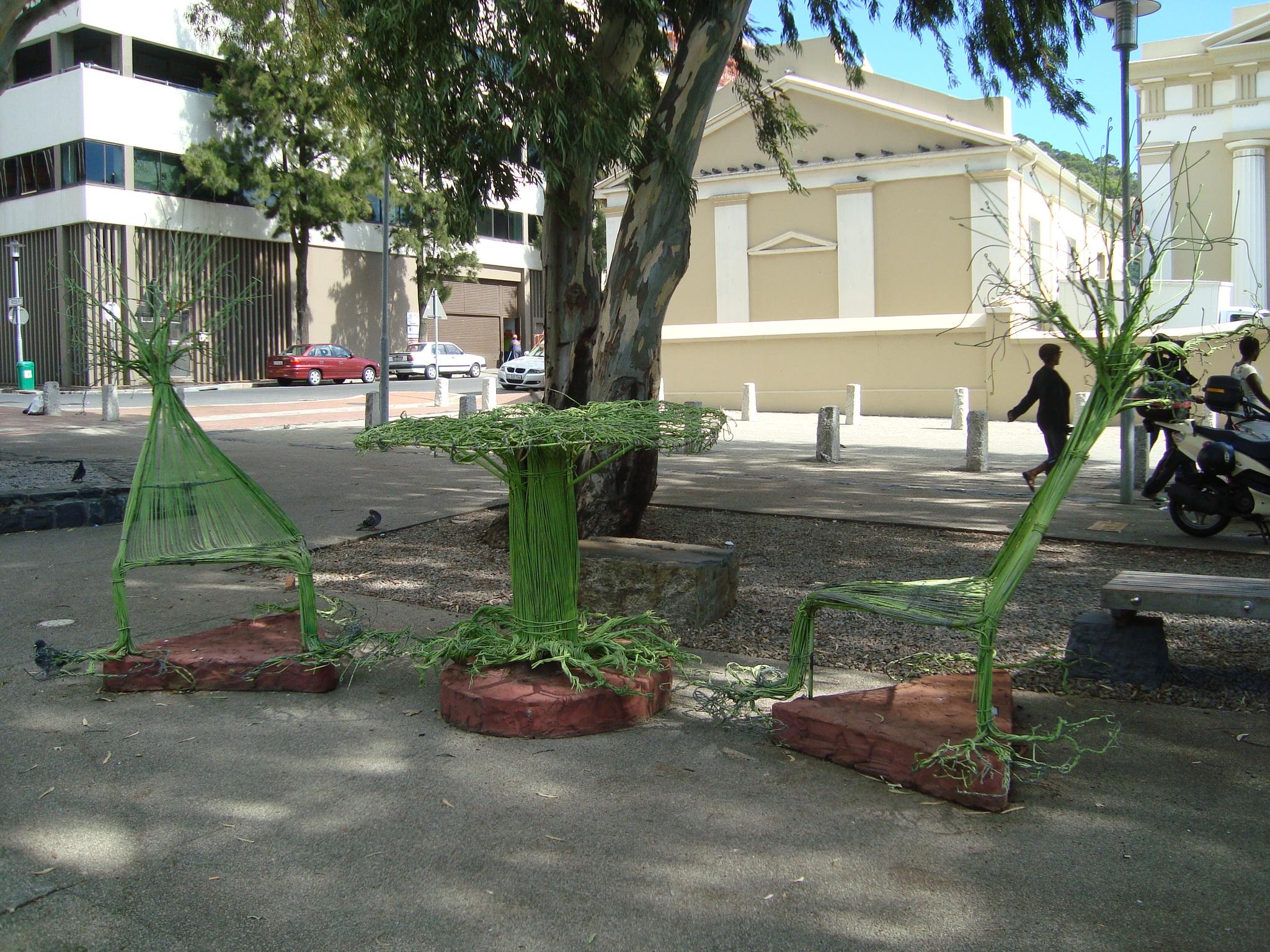 Funky Street Furniture