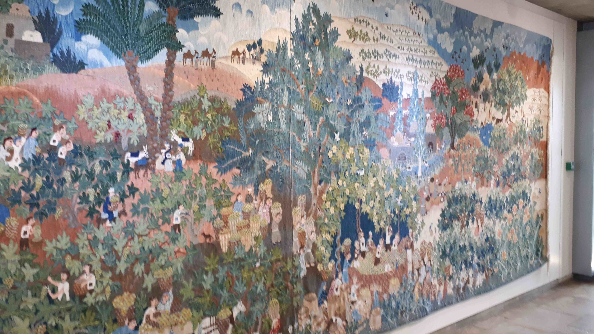 Tapestry at Tokara
