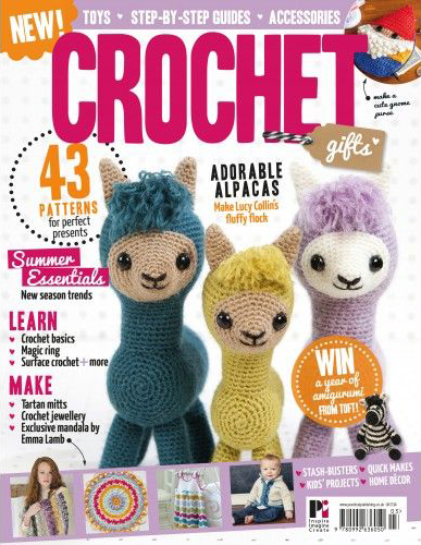 Crochet Gifts, Issue 3 - April 2014 | Emma Lamb