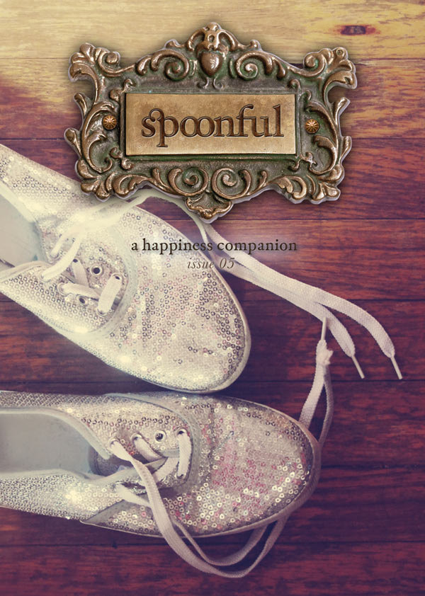Spoonful, Issue 5 - August 2011 | Emma Lamb