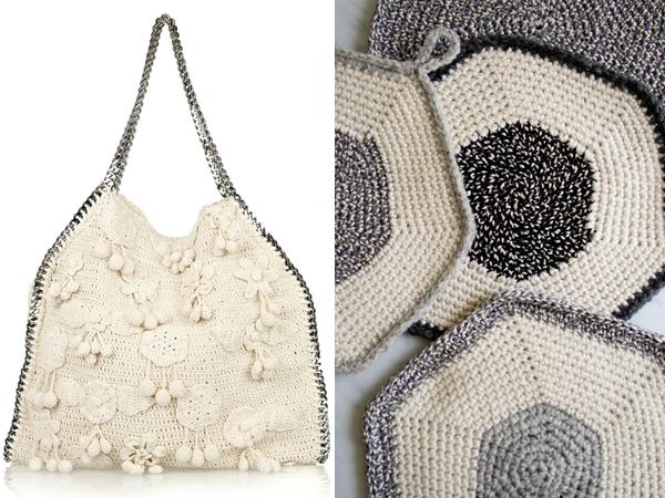 crochet pinning : monochrome | Emma Lamb