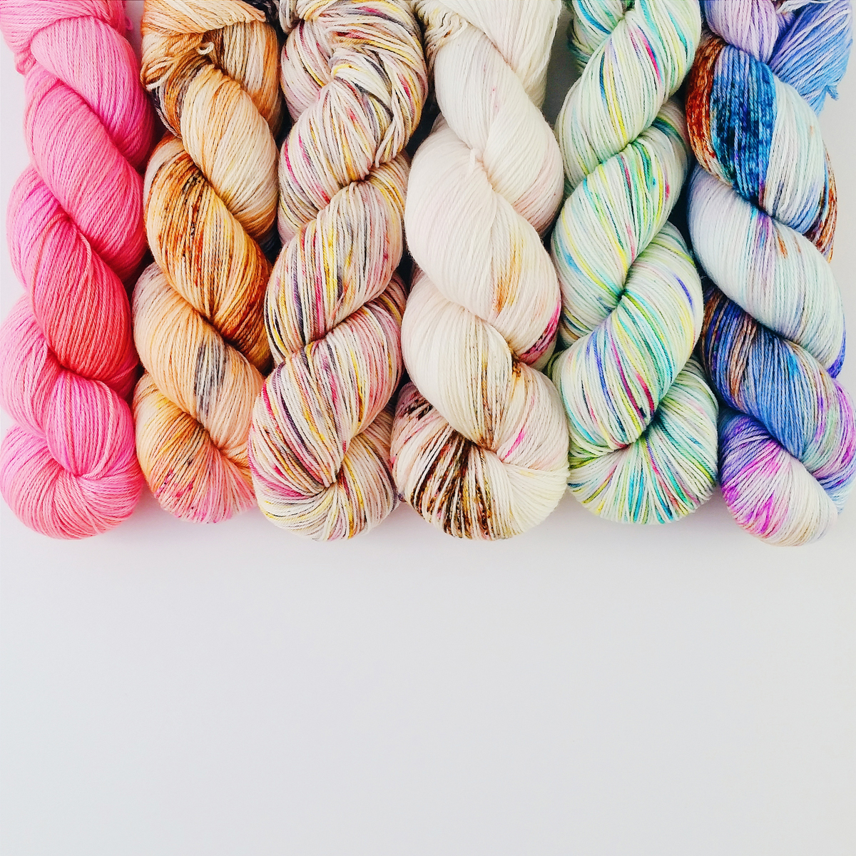 Summer colours: rainbow | Emma Lamb