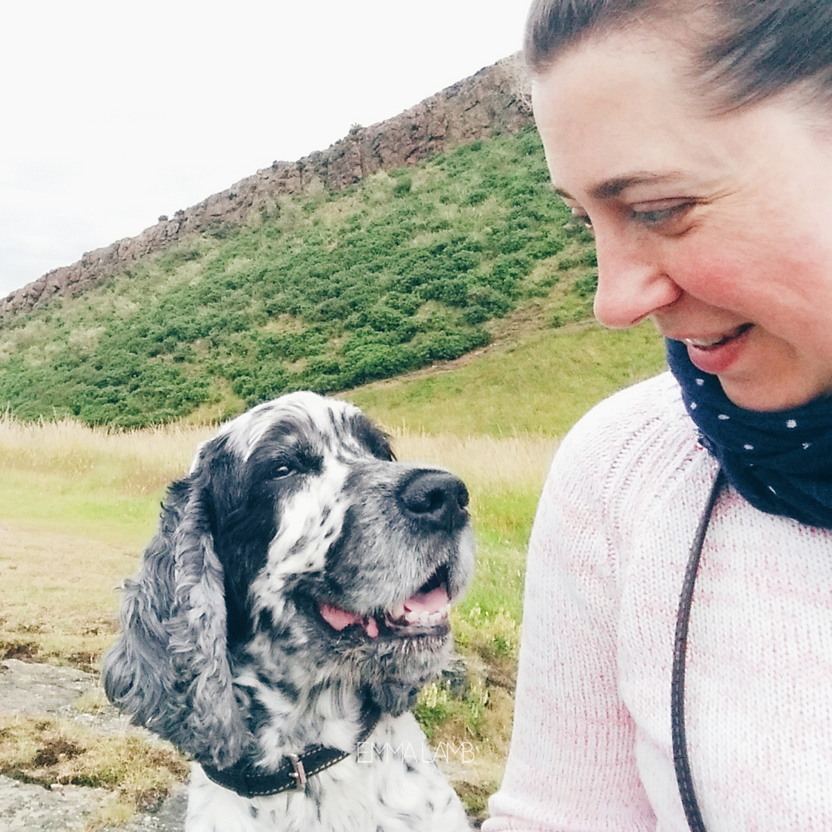 Me and My Wee Pal, Spanner | Emma Lamb