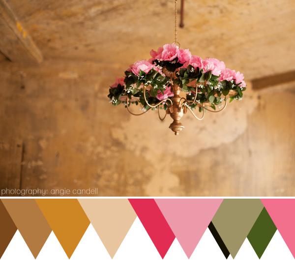 colour crush : Pretty Living's colourful vintage wedding style   Emma Lamb