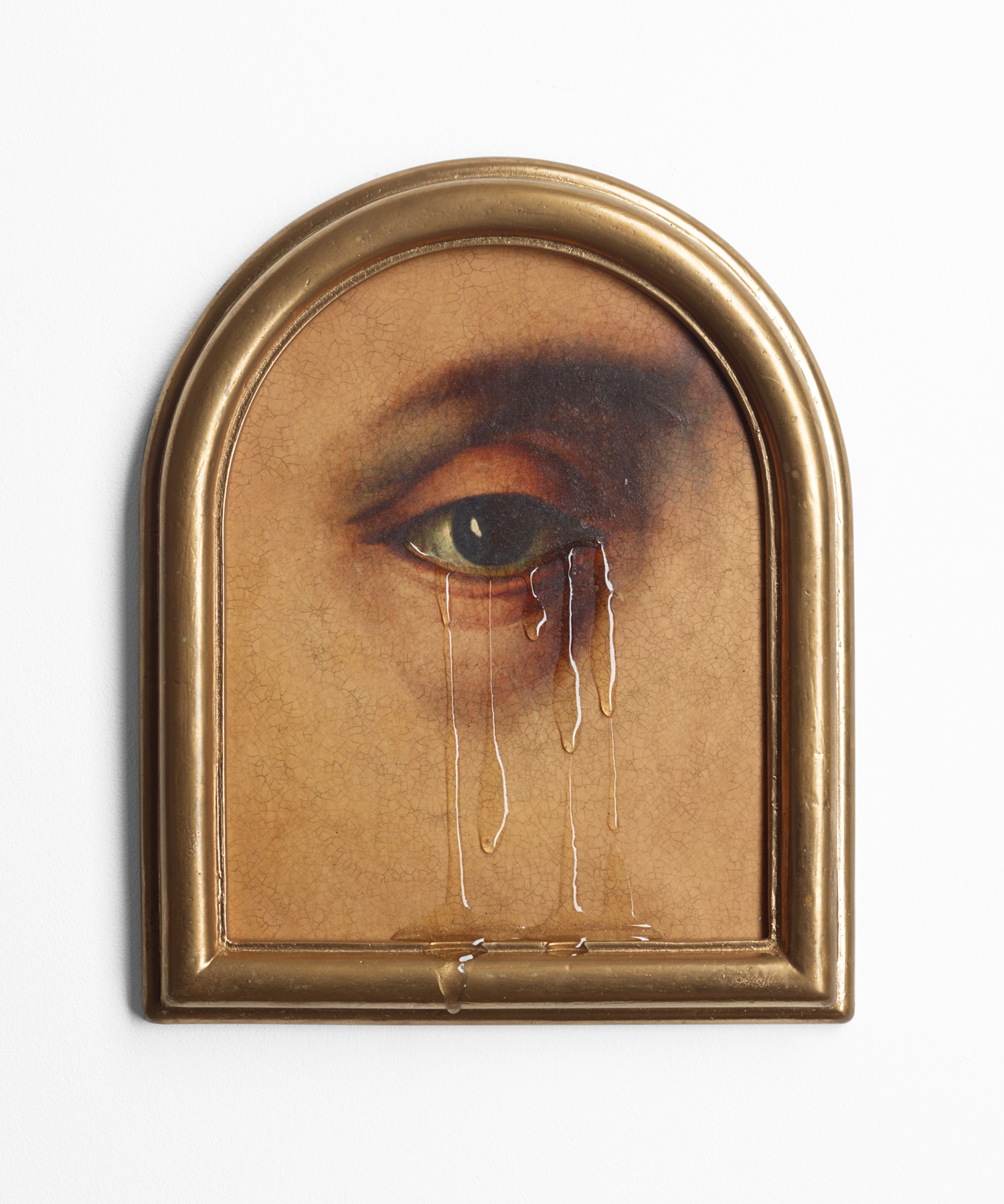 Eye with Tears