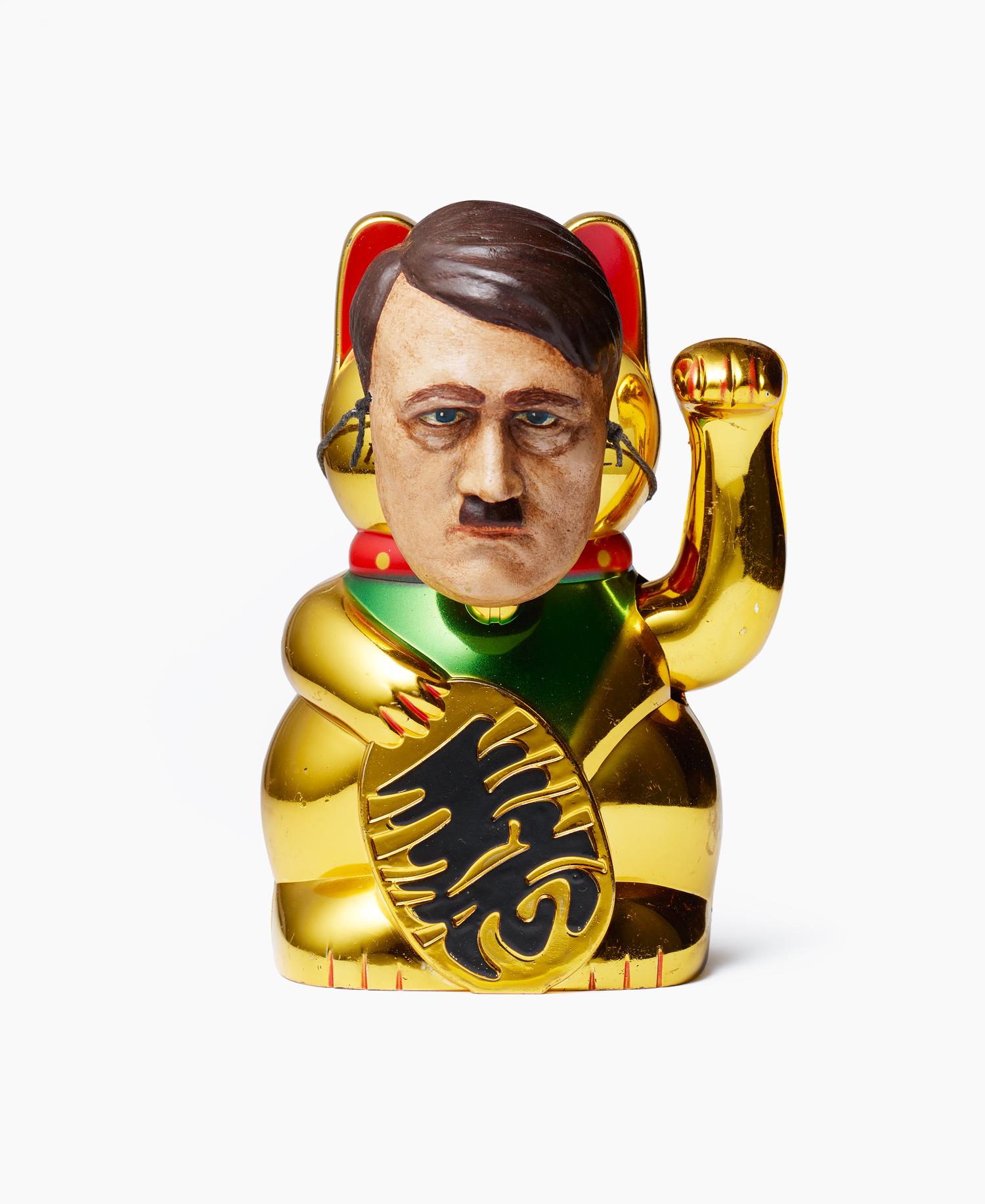 Hitler Pussy Cat
