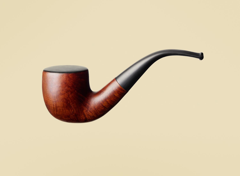 Marcel Duchamp's Pipe