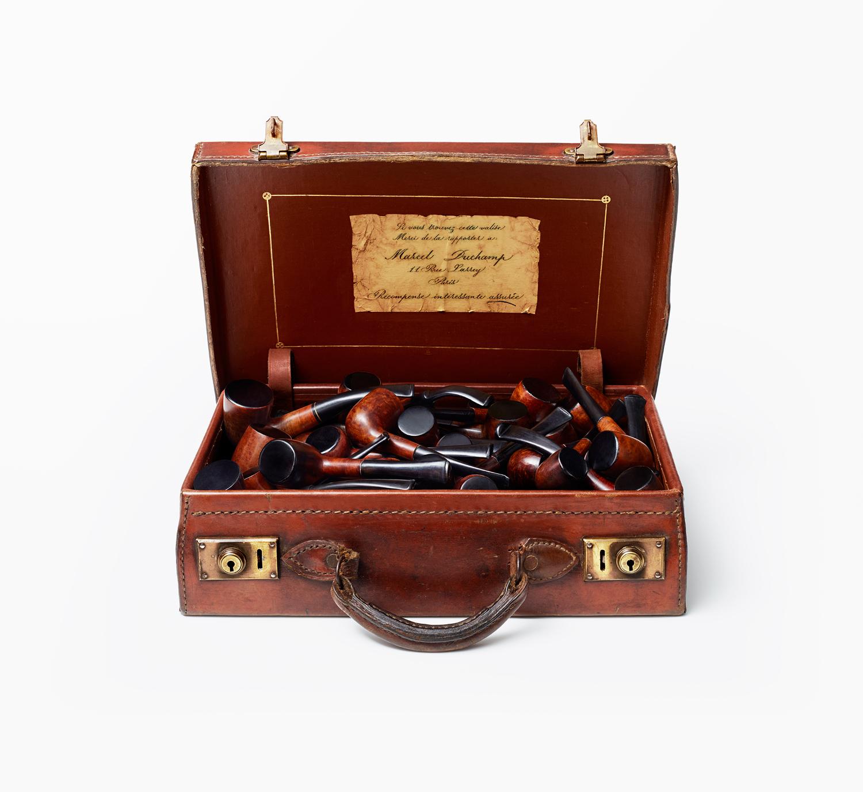 Marcel Duchamp's lost case