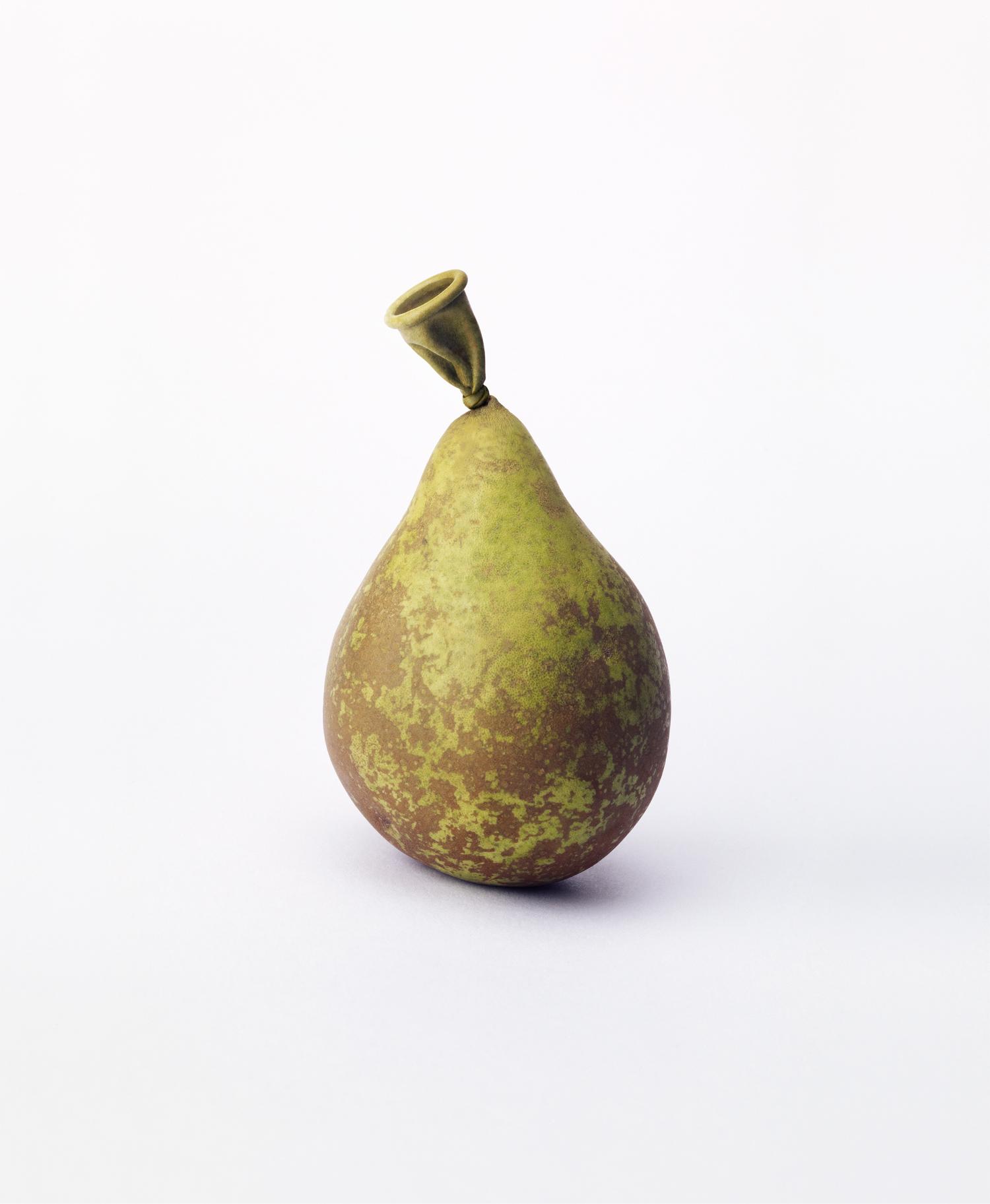 Pear Ballon