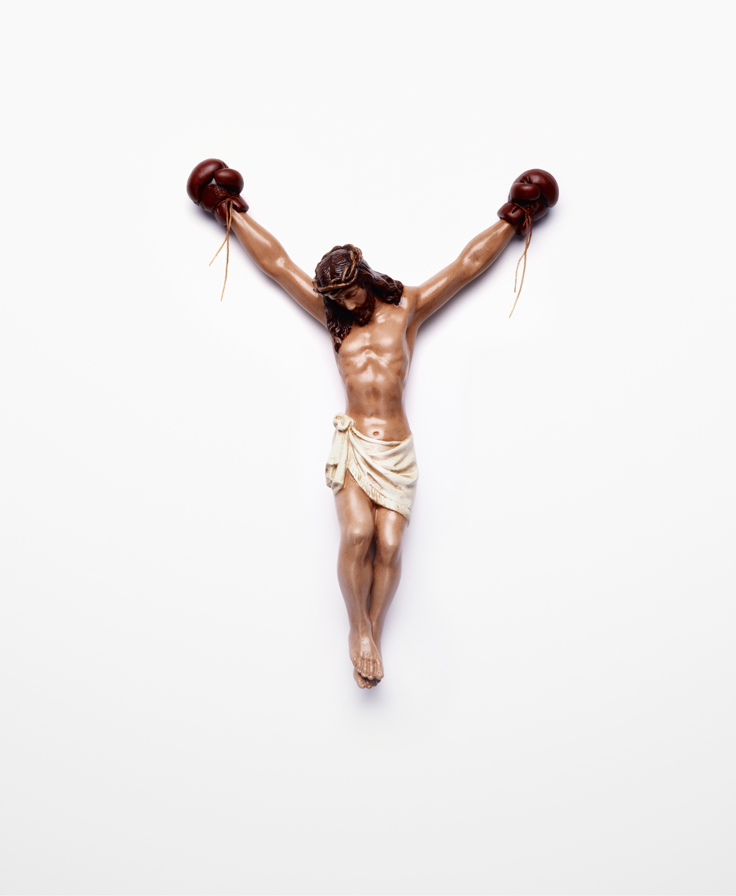 Boxing Jesus 1