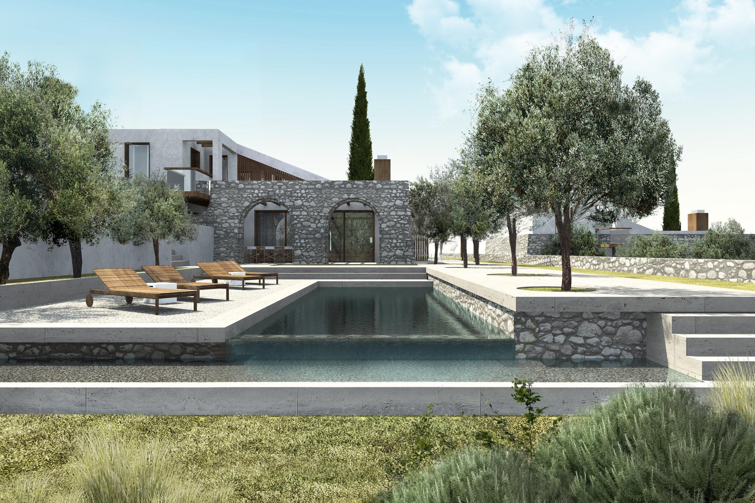 Olivarium House/Hotel,  Messinia, Greece