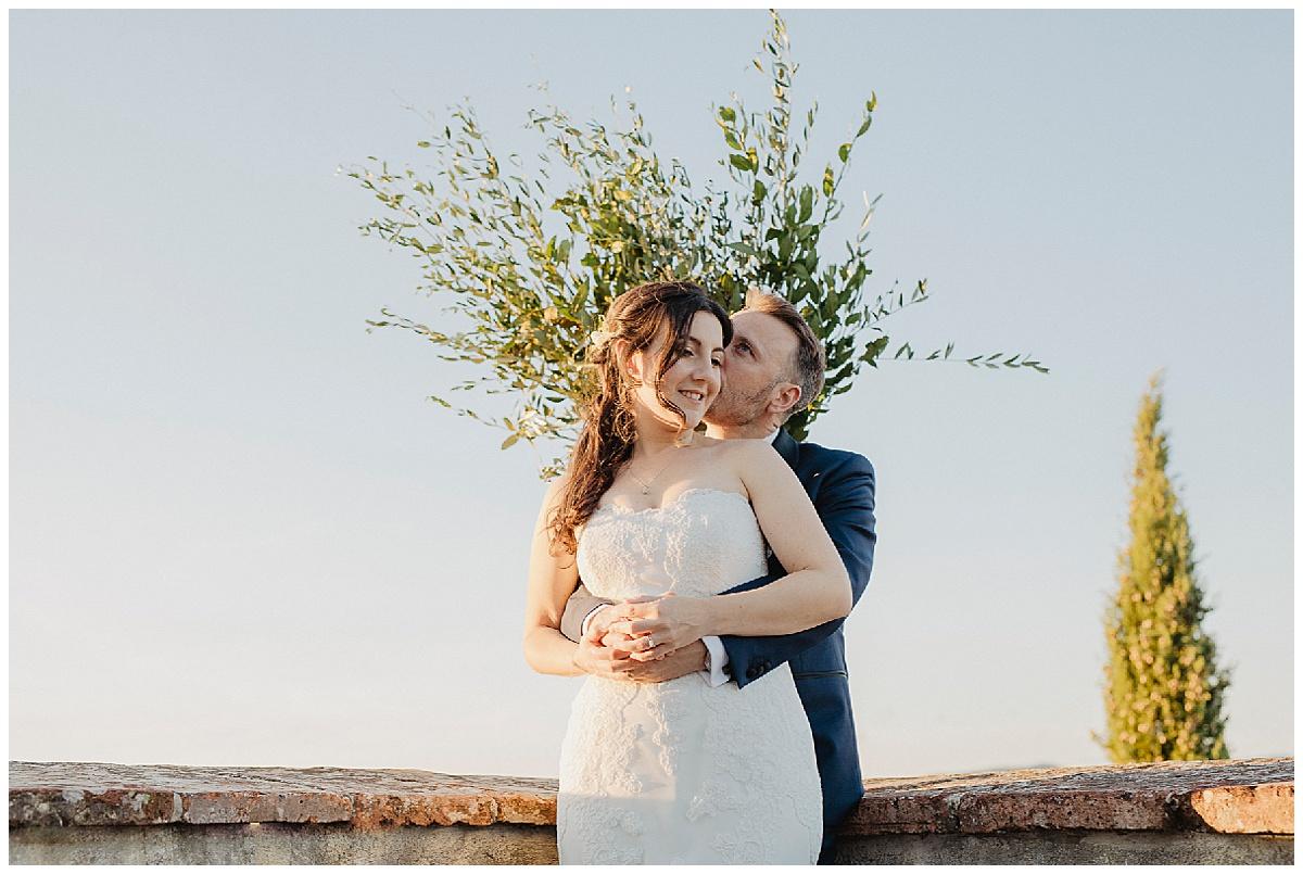 Wedding James and Sarah -