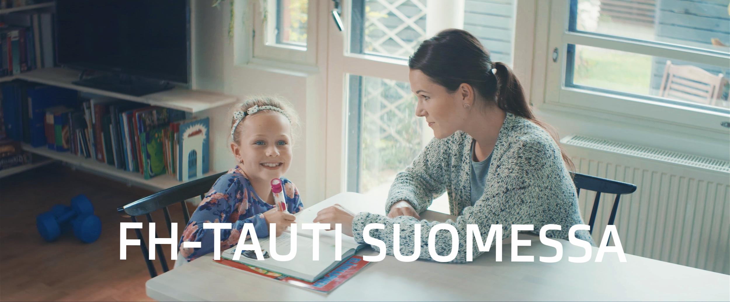 FH-TAUTI SUOMESSA
