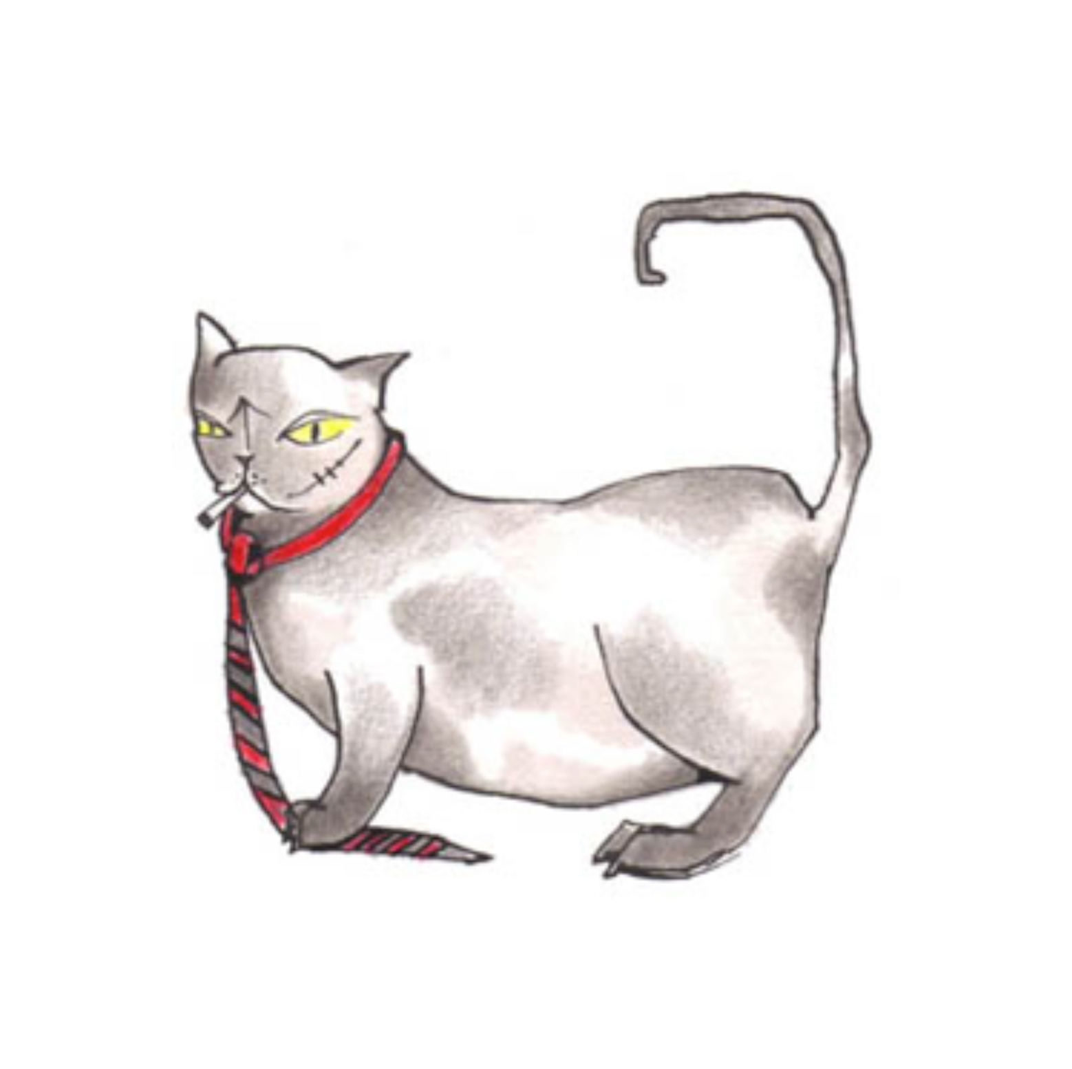 Cat Gang: Mozart