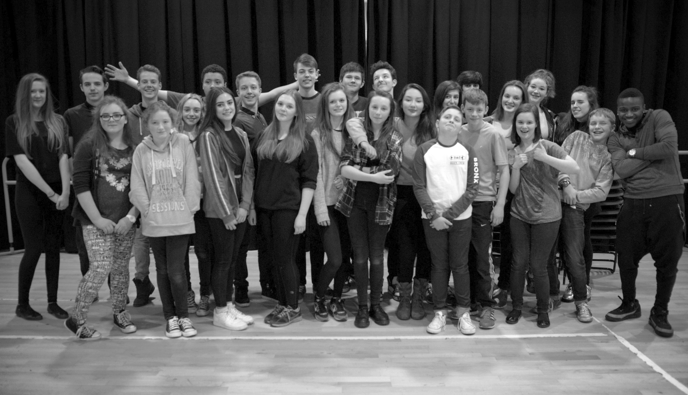 NYAT Ely Youth Theatre Members