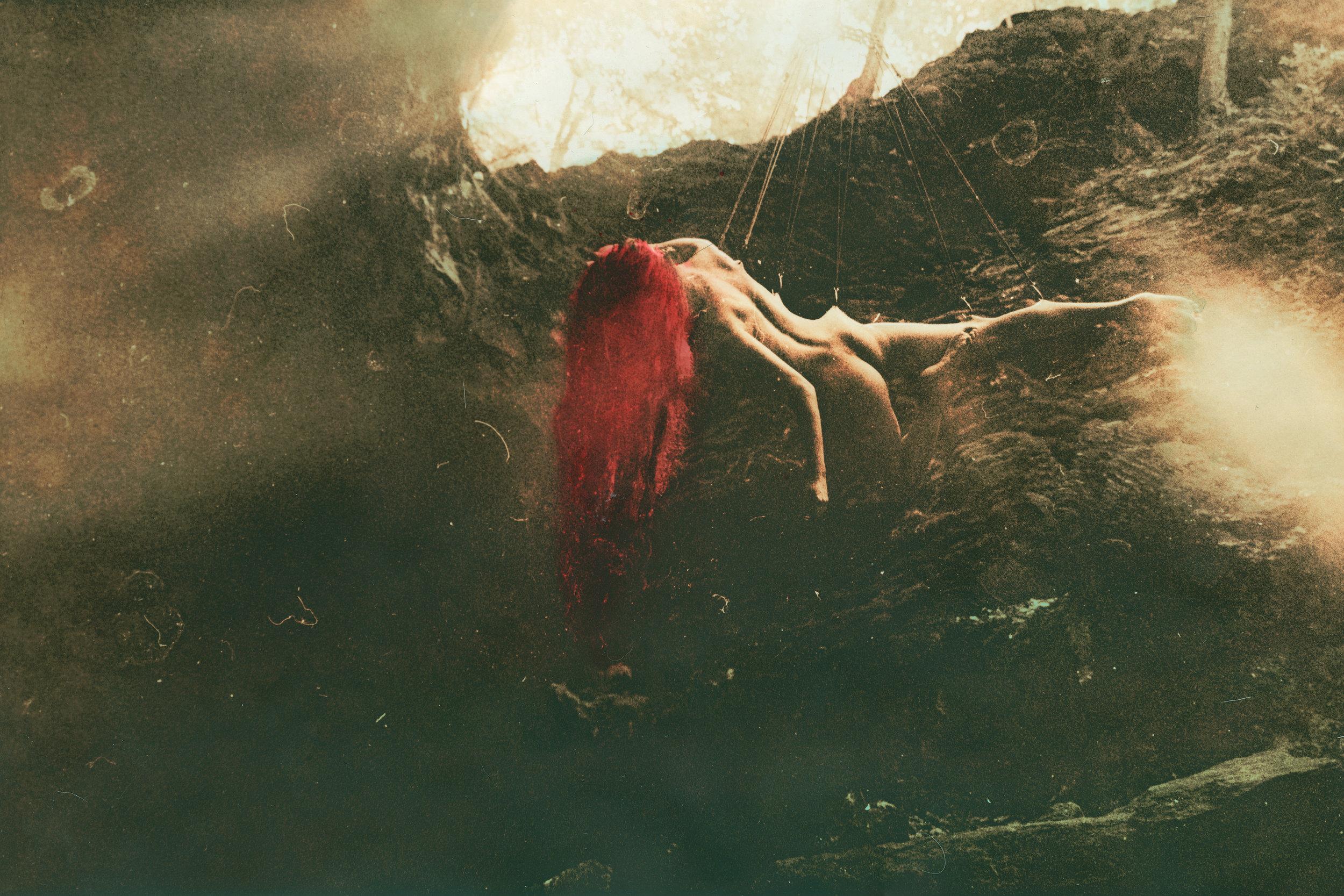 Prints on display at Skin: Bay - Living Entropy — Lilith