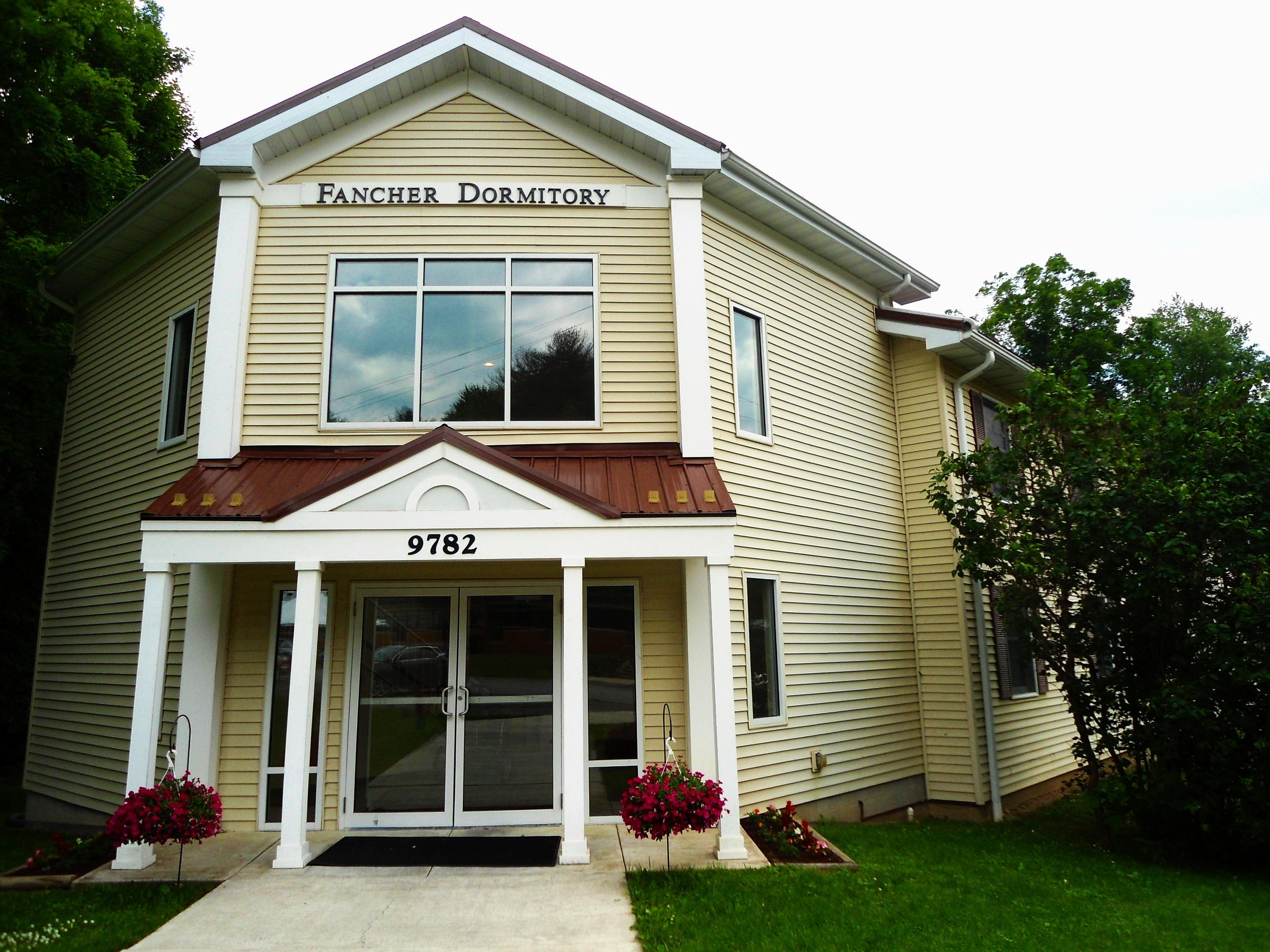 Fancher Dormitory