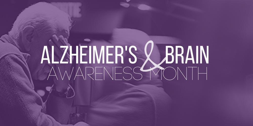 Alzheimer's and Brain Awareness Month, Alzheimer's